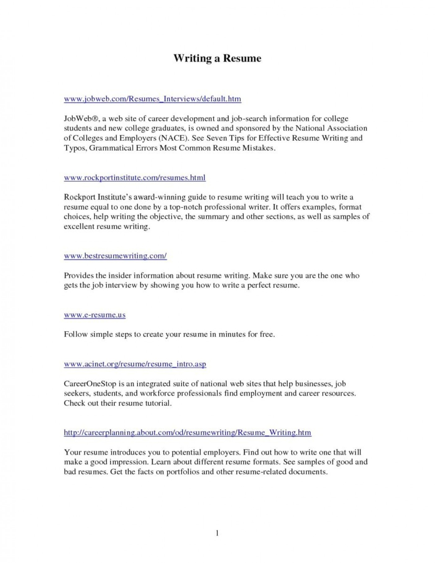 021 Resume Writing Service Reviews Format Best Writers Inspirational Help Professional Of Free Services How To Write Good Apa Research Unique A Paper Psychology Outline Do You 1400