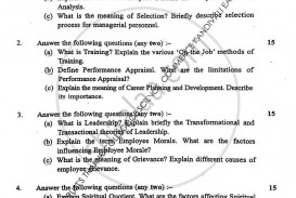 021 University Of Mumbai Bachelor Bcom Commerce Marketing Human Resource Management Mhrm Semester Tybcom 2016 264db5465dc04413994359dad981425f4 Research Paper Hrm Papers Free Phenomenal Download Pdf