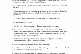 022 Career Research Paper 77997 Rare Outline Sample Example