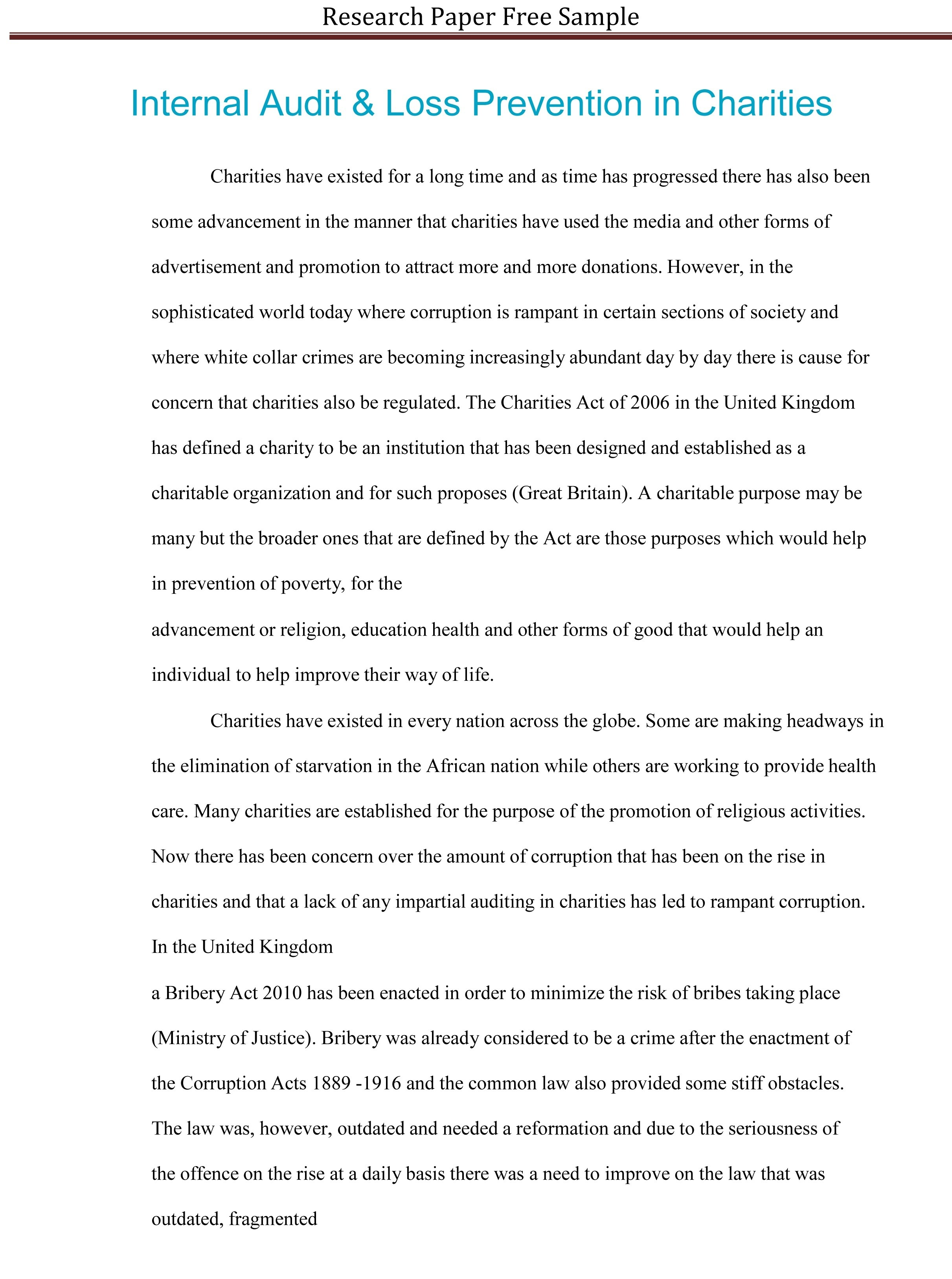 022 High School Research Paper Example Examples Of Essay Writings And Archaicawful Sample Dropout Full