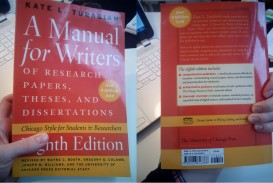 022 Manual For Writers Of Research Papers Theses And Dissertations Paper Sensational A Ed. 8 Turabian Ninth Edition