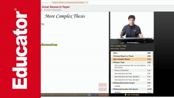022 Maxresdefault How To Write Good Research Paper Remarkable A Youtube In Apa 360