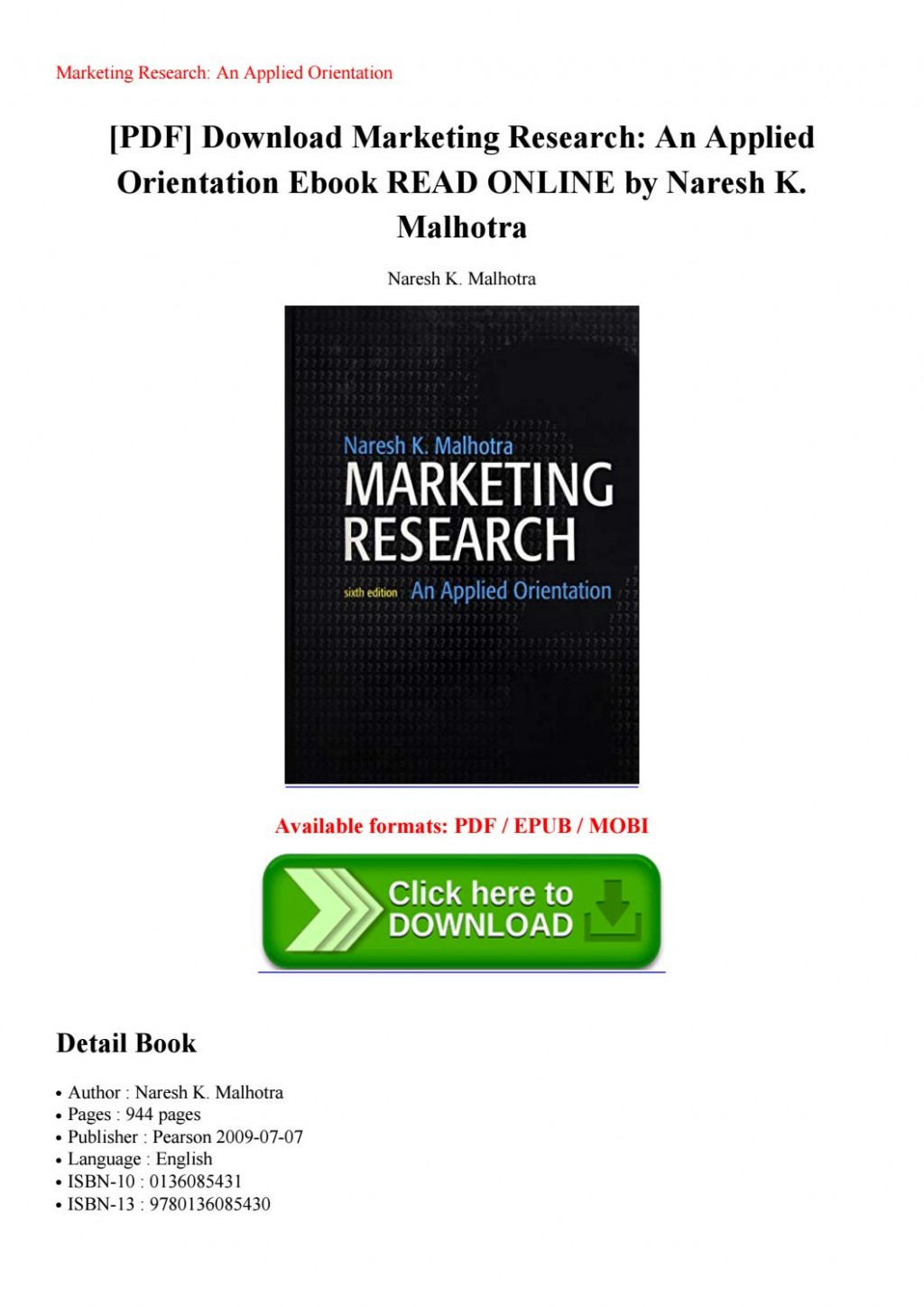 022 Page 1 Marketing Researchs Pdf Free Download Impressive Research Papers Large
