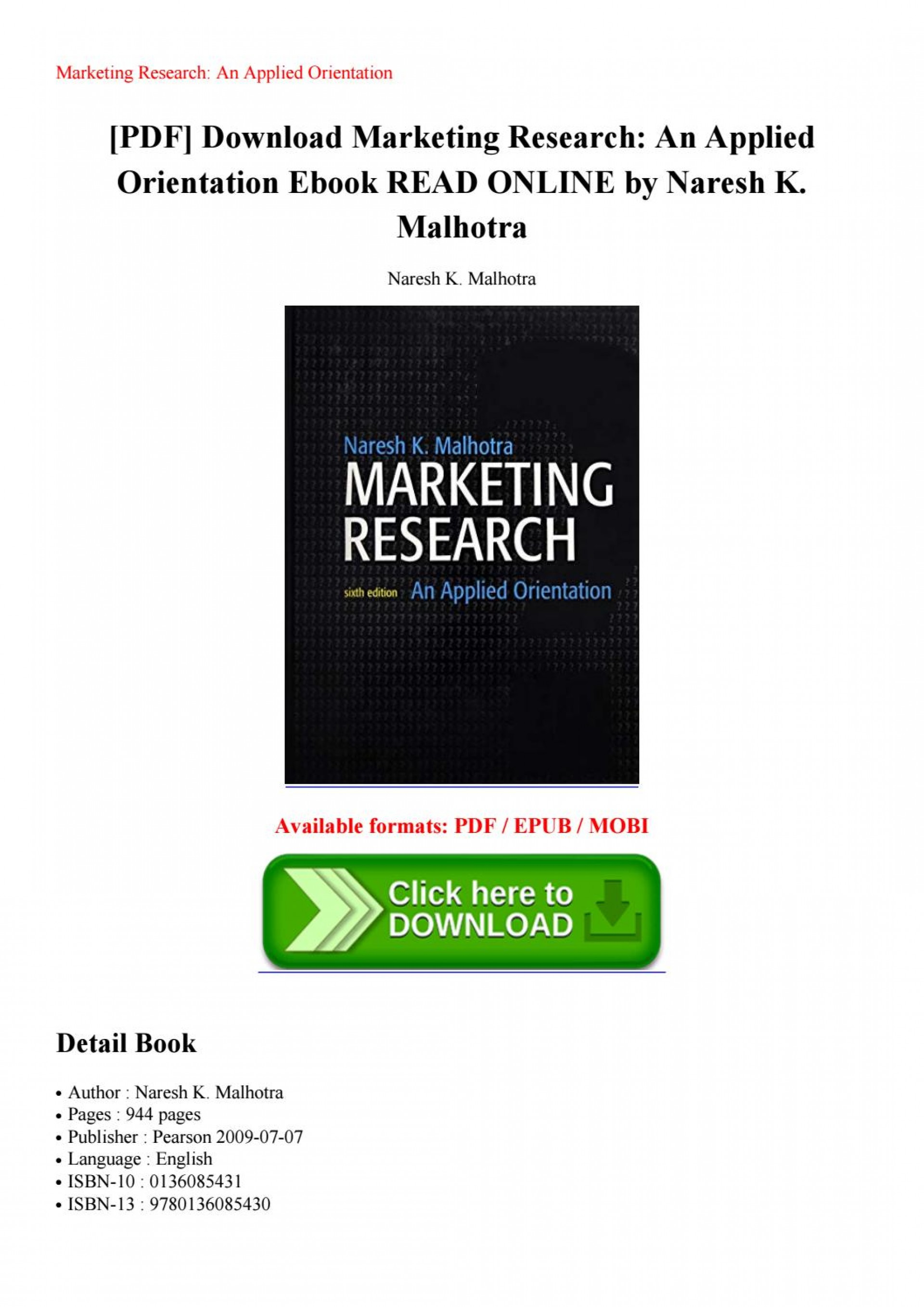 022 Page 1 Marketing Researchs Pdf Free Download Impressive Research Papers 1920