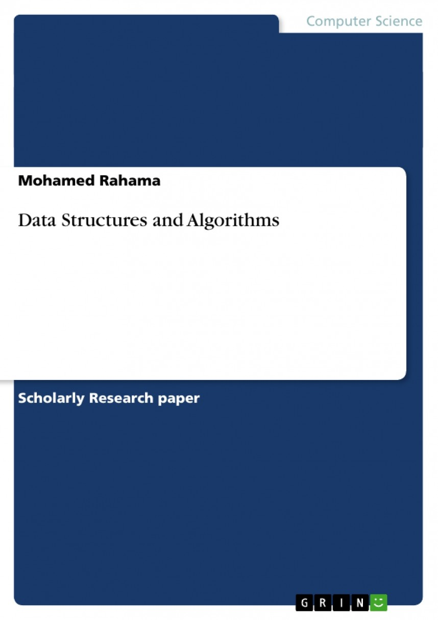 022 Research Paper 204115 0 Binary Search Tree Formidable Papers
