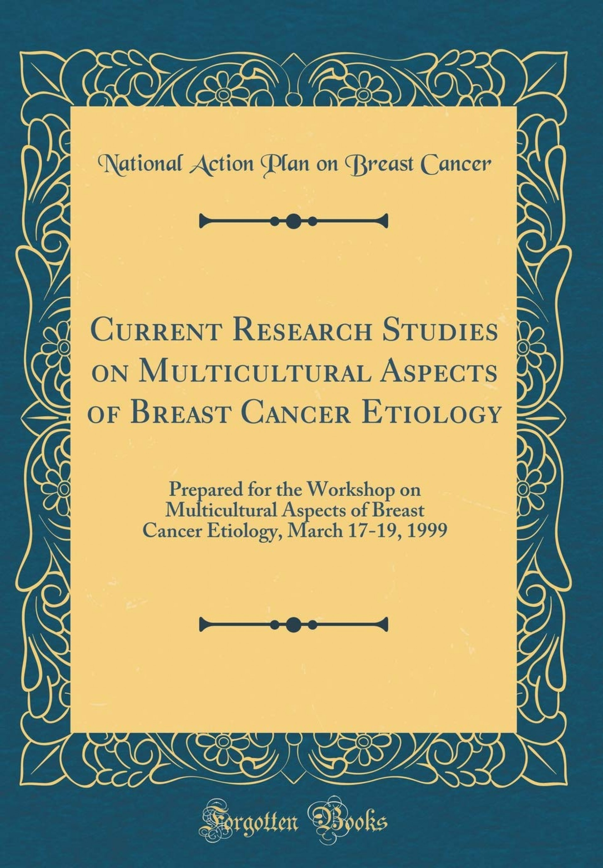 022 Research Paper 71mrfxcl6vl Current Studies On Breast Wondrous Cancer 1920