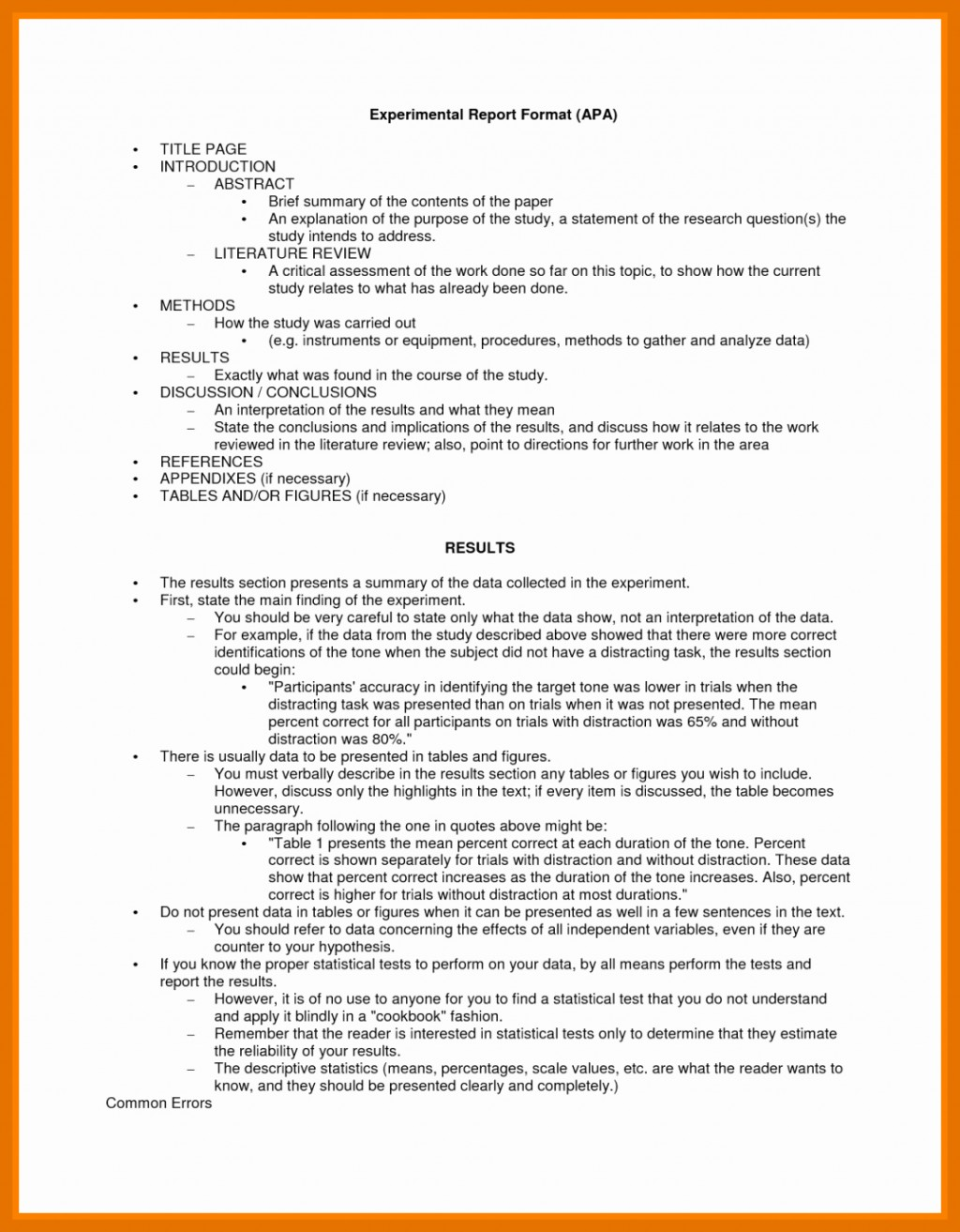 022 Research Paper Apa Format Example Template Fresh Of Outstanding In How To Write A College 6th Edition Examples Outline Style Large