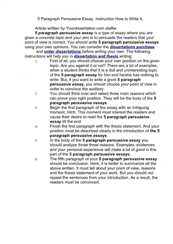 015 Persuasive Essay Examples College Level Writings And Essays For