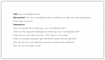 022 Research Paper Education Topic Wondrous Suggestions Ideas 360