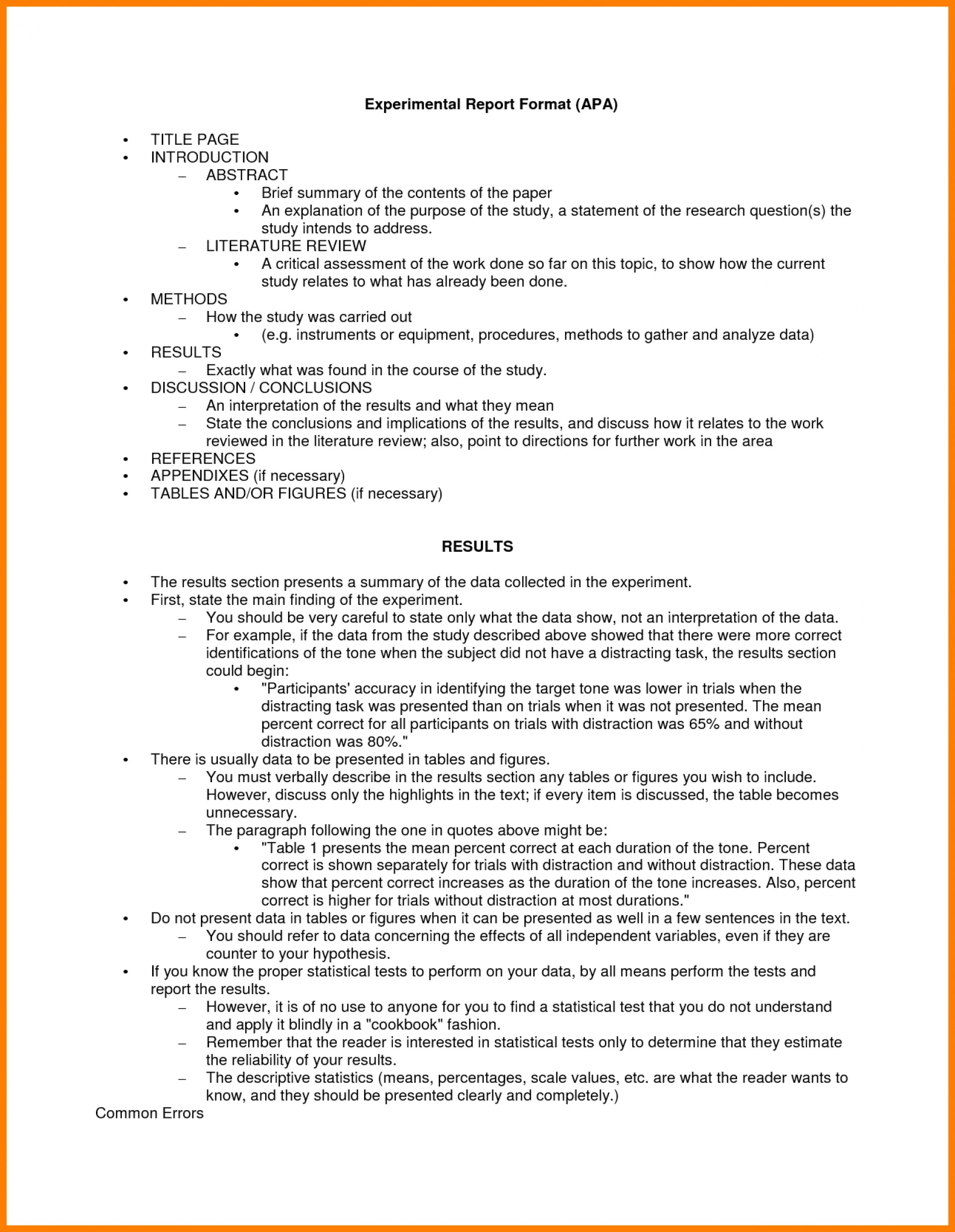 022 Research Paper Example Introduction Apa Ideas Of Term Frightening 1920