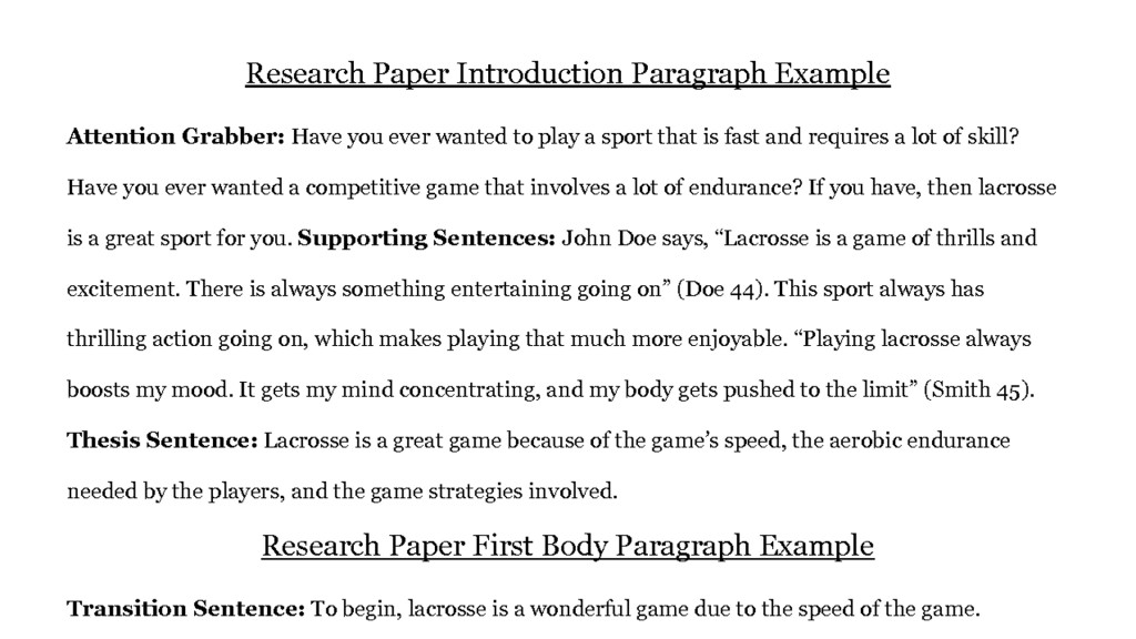 022 Research Paper Good Introduction Sentences For Marvellous Example Conclusion Essays Format Essay Conclusions Examples Template Rare Paragraph A How To Write Introductory Large