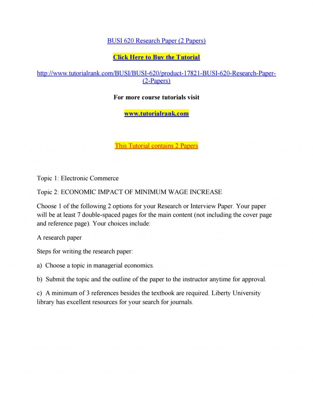 022 Research Paper Page 1 Liberty University Frightening Outline Large
