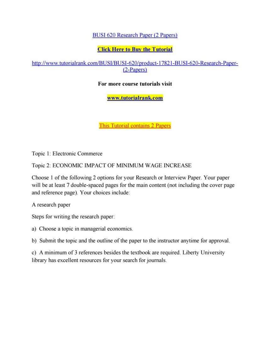 022 Research Paper Page 1 Liberty University Frightening Outline
