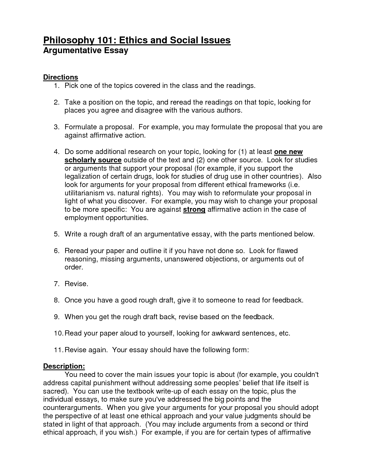 research paper titles for essays topics argument