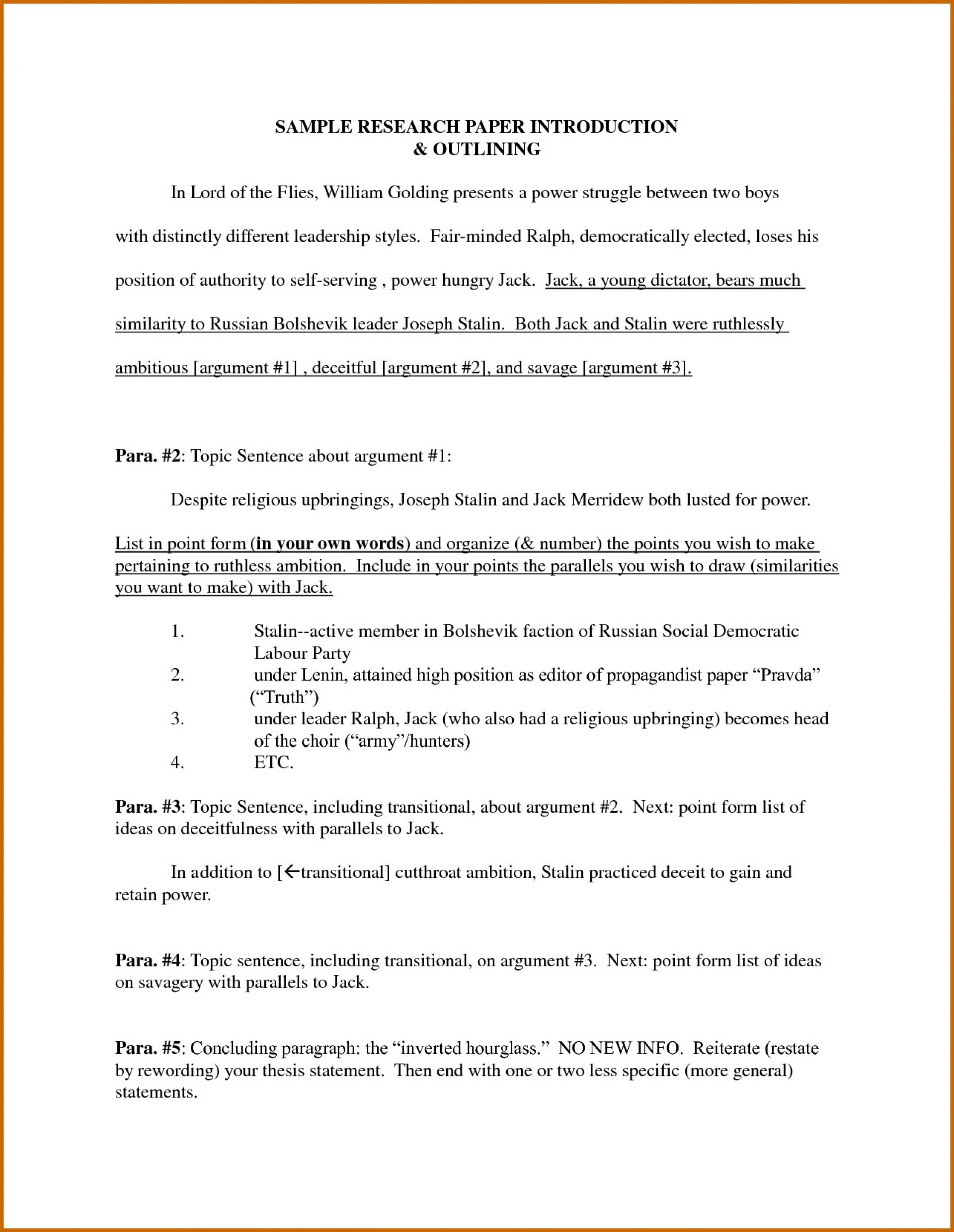 022 Research Paperpa Essay Style Format Introduction Reference Paragraph Example Of Best A Paper Apa For An 1920