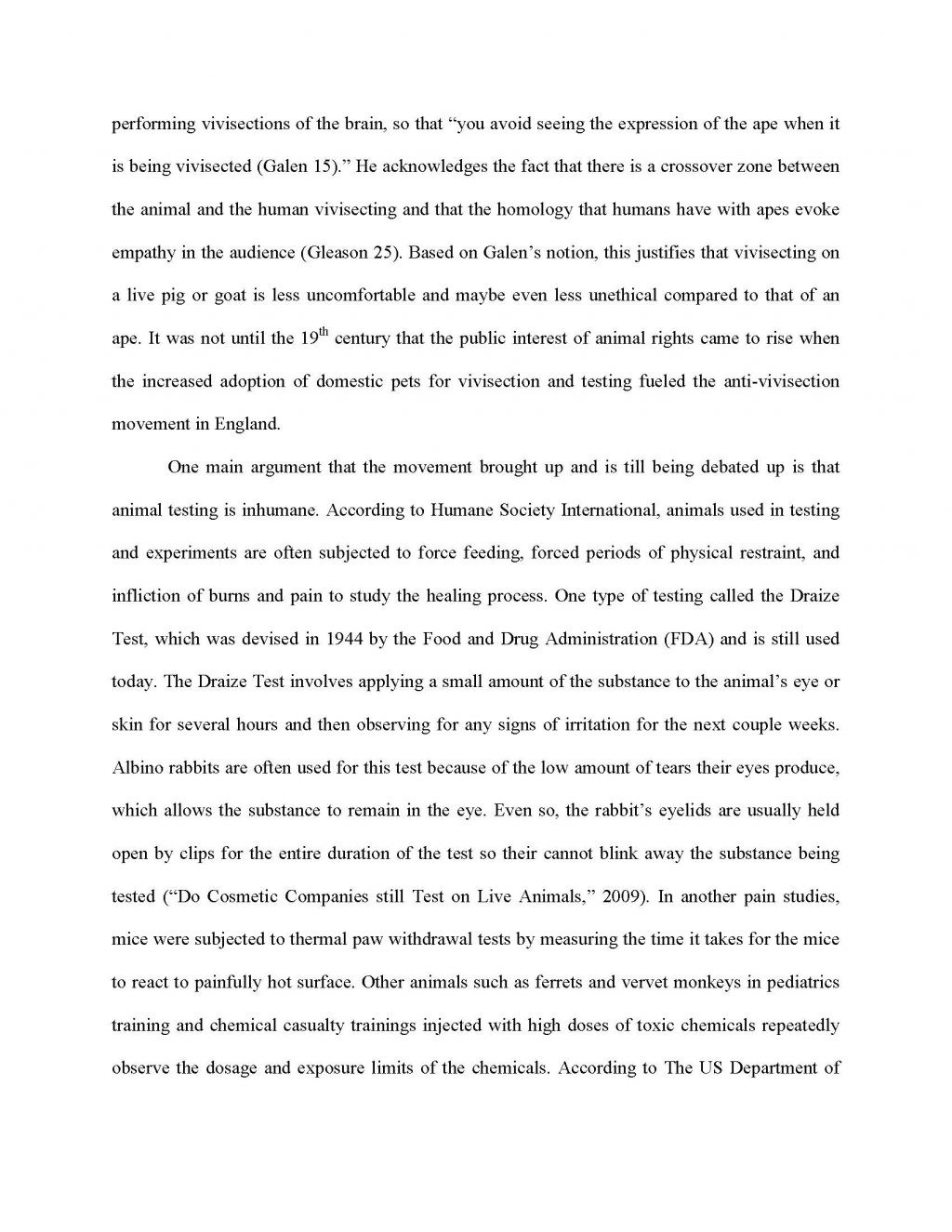 023 Animal Testing Argumentative Essay Title Paper Titles Outline Cosmetic Persuasive20 1024x1325 Persuasive Research Topics About Beautiful Animals Large