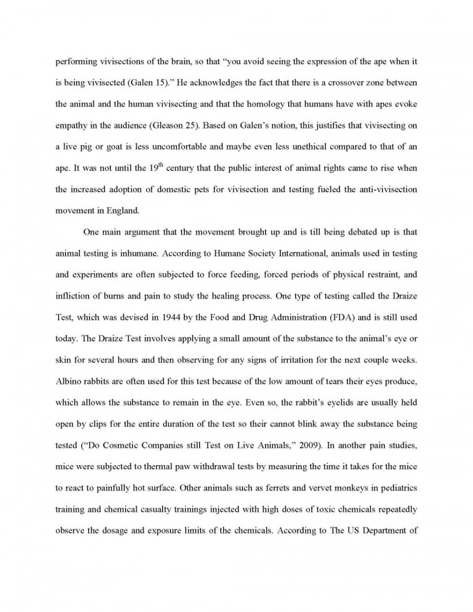 023 Animal Testing Argumentative Essay Title Paper Titles Outline Cosmetic Persuasive20 1024x1325 Persuasive Research Topics About Beautiful Animals 960
