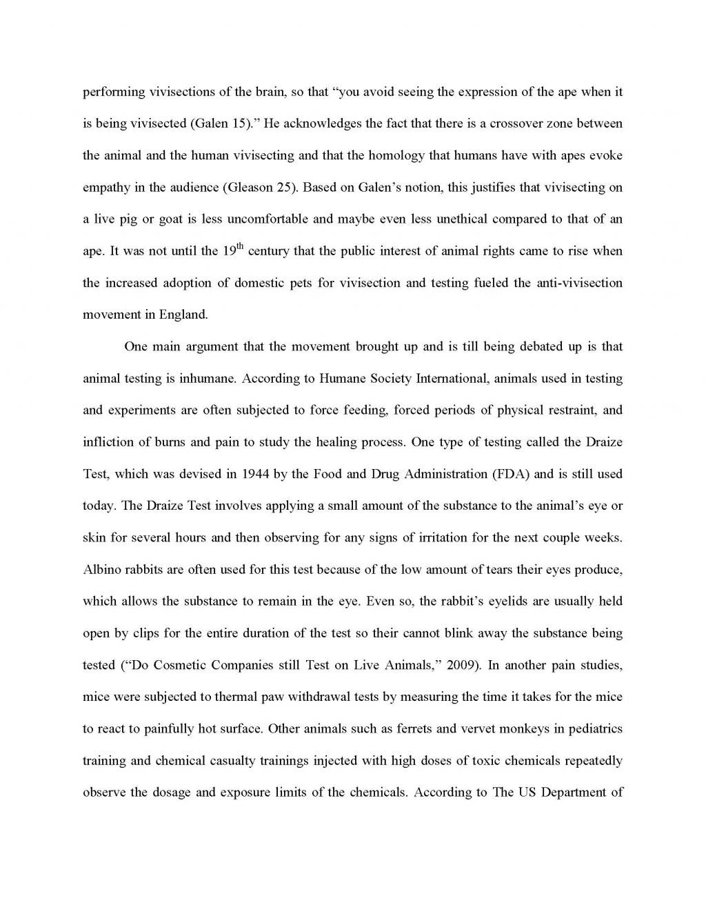 023 Animal Testing Argumentative Essay Title Paper Titles Outline Cosmetic Persuasive20 1024x1325 Persuasive Research Topics About Beautiful Animals Full