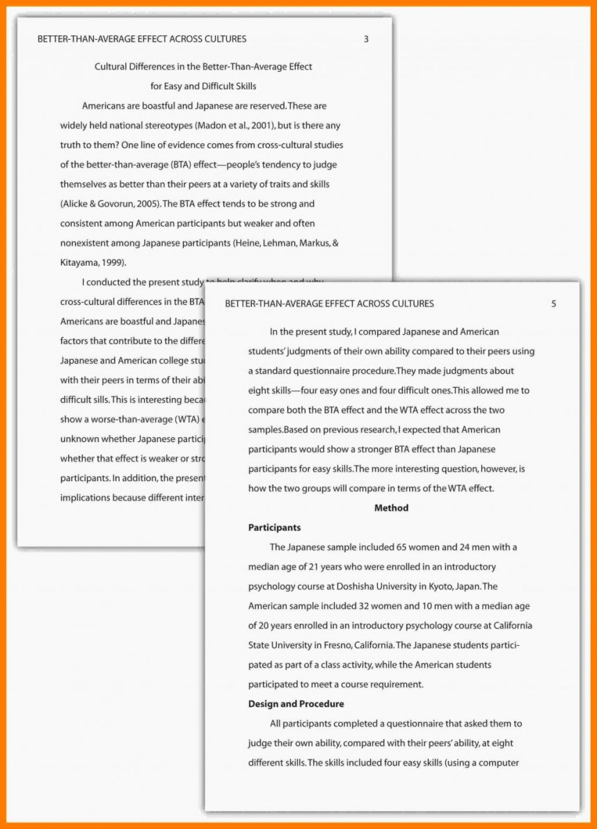 023 Apa Style Paper Example Teller Resume Formatarch Papers In Non 1024x1422 Format Research Fearsome 2018
