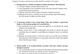 023 Causal Argument Research Paper Outline Gay Marriage Argumentative Essay For Dialogue In An How To Write Same Sex Uncategorized Topics20 Stunning