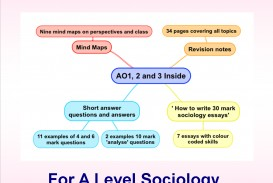 023 Education Revision Bundle Coverw212 Research Paper Best Sociology Top Topics