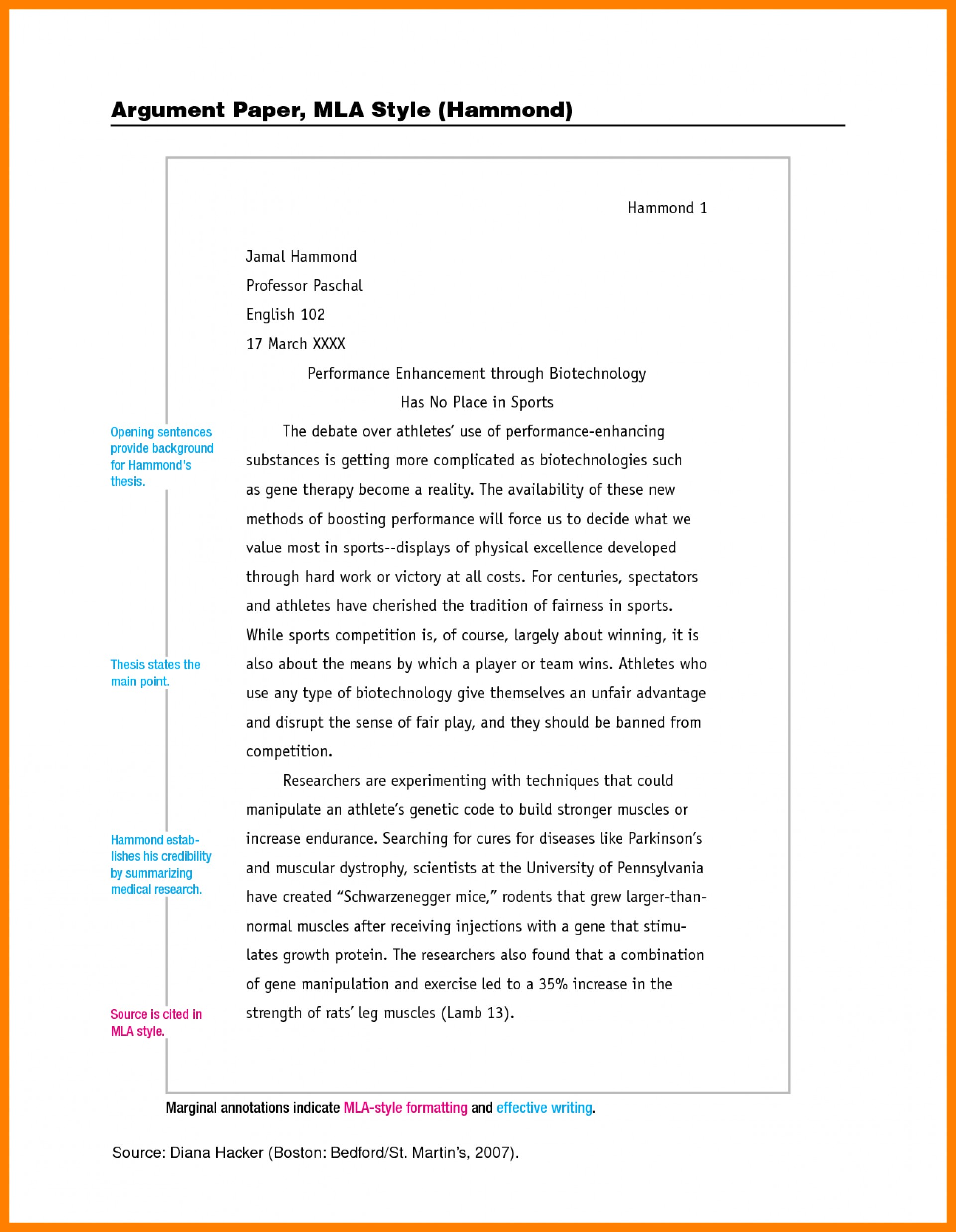 023 How Do You Write Research Paper In Mla Format Essay For Papers To Resume Ideas Cilook Us Imposing A Step By Examples 1920