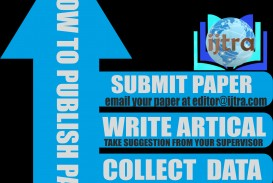 023 Ijtra Author Ins Research Paper Breathtaking Editor Free Editing Software On Text