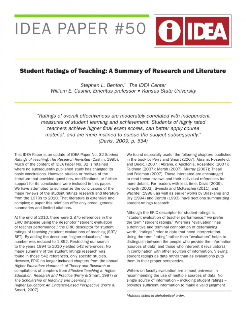 023 Largepreview Summary Research Magnificent Paper Executive Of Template Conclusion And Recommendation