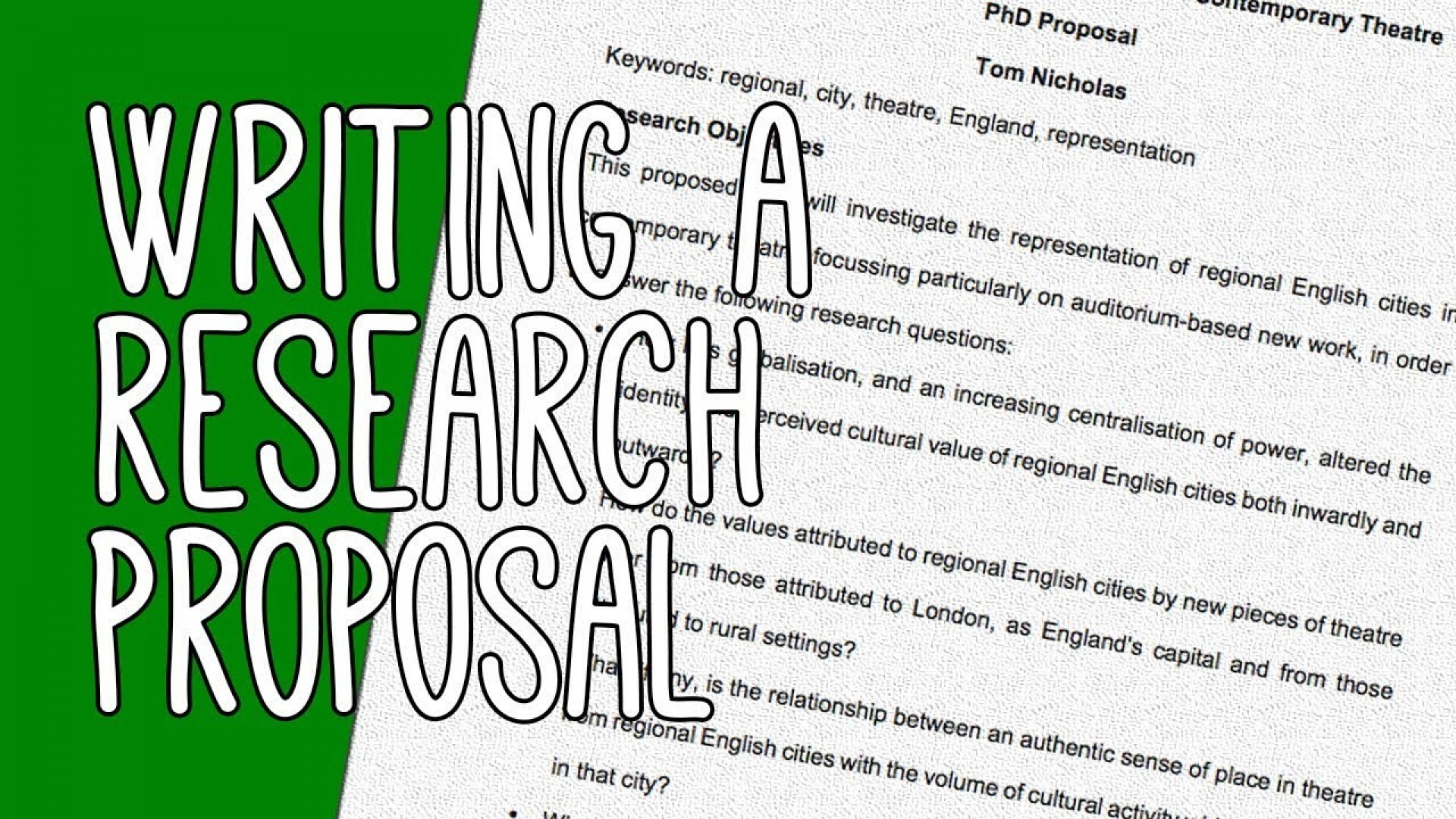 023 Maxresdefault How To Write Good Research Paper Remarkable A Youtube In Apa 1920