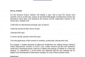 023 Page 1 Educational Psychology Topics For Research Staggering A Paper
