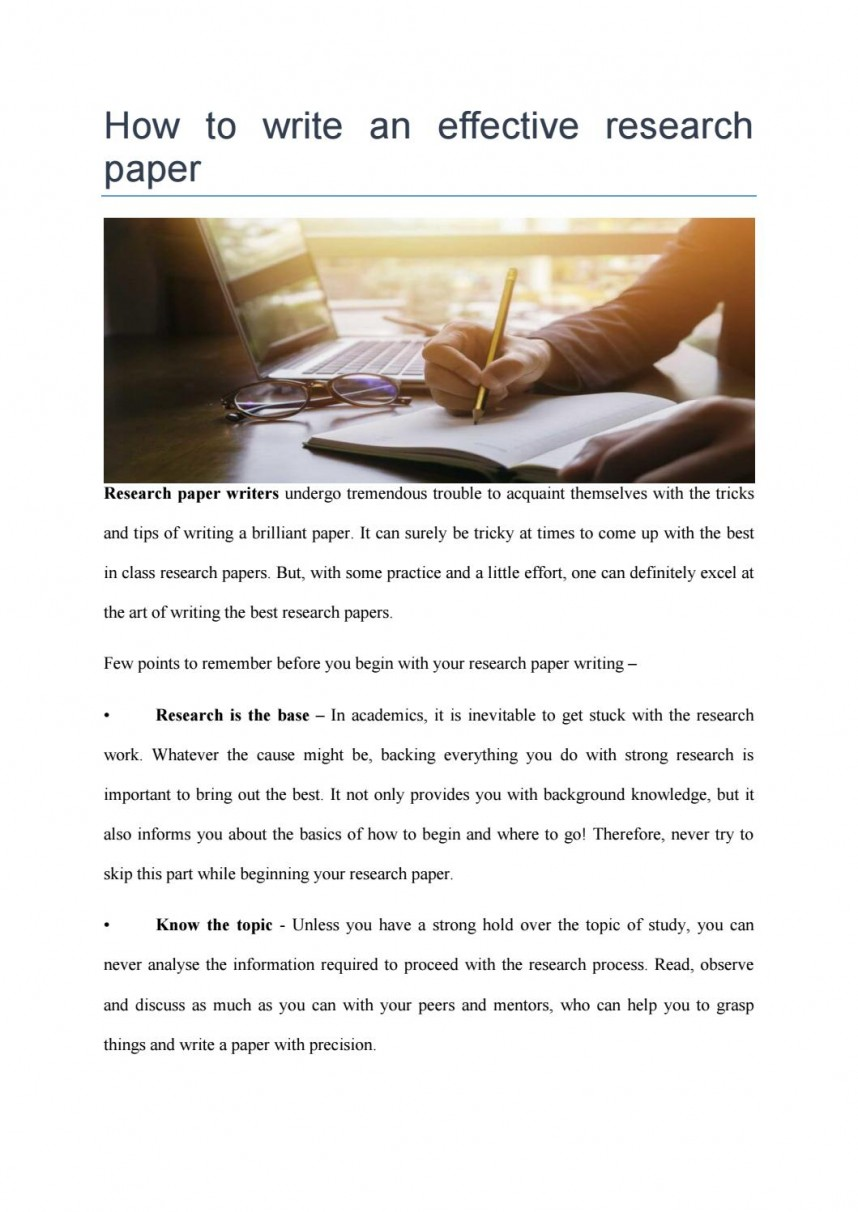 023 Page 1 Research Paper Tips For Wondrous Papers Writing An Effective Title Note Taking Reading
