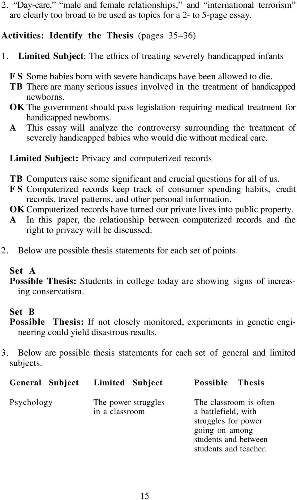 023 Page 20 Research Paper Argumentative Topics About Mental Rare Illness Health Full