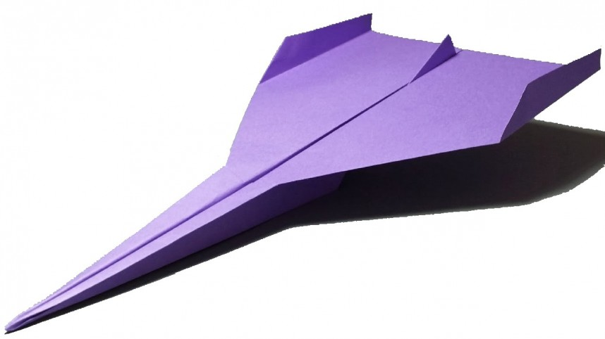 023 Paper Airplane Drawings Research Background Awesome Airplanes