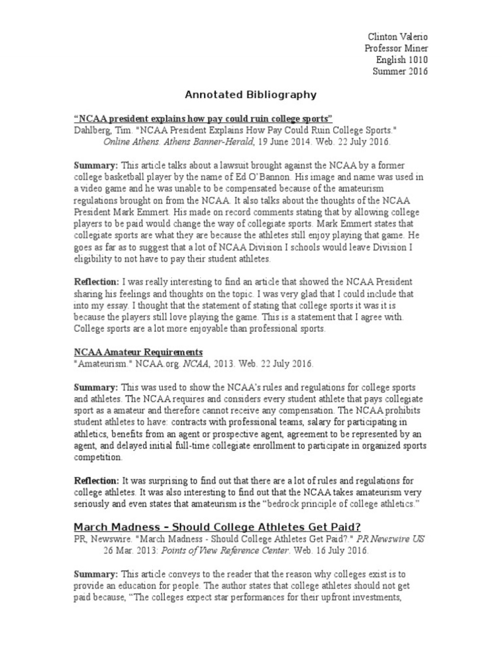 023 Pay For Researchaperaying College Athletes Essay Revision Annotated Bibliography National Collegiate Athletic Shouldaid Debate Outline Thesis Argument Conclusion Intro Title Hook20 Excellent Research Paper Equal Work In India Performance Writing Large