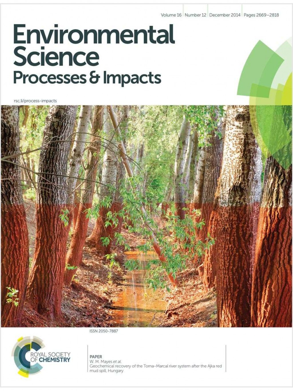 023 Research Paper Environmental Chemistry Topics 1036 Env Science Process And Impacts F2c Rare Large
