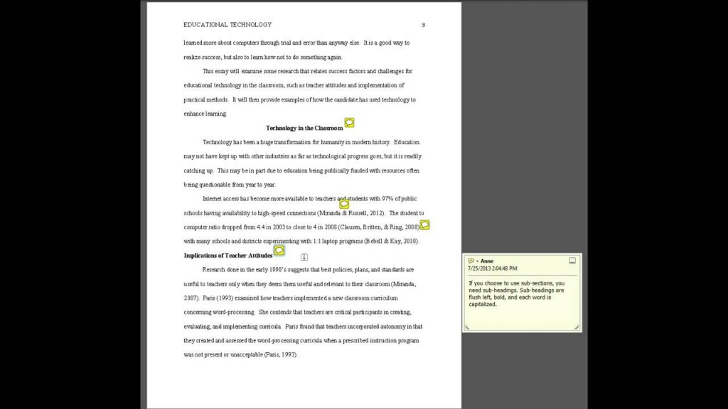 023 Research Paper How To Format In Apa Style Marvelous A Formatting Youtube Large