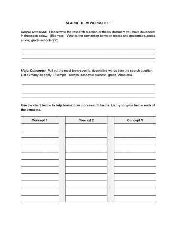 023 Searchtermworksheet Poverty Research Paper Stupendous Example 360