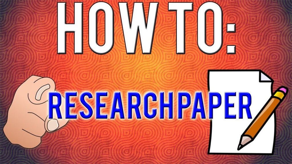 023 Steps Writing Research Paper Stunning 12 Large