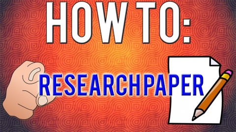 023 Steps Writing Research Paper Stunning 12 480