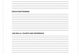 024 Career Research Paper Outline Rare Sample Example