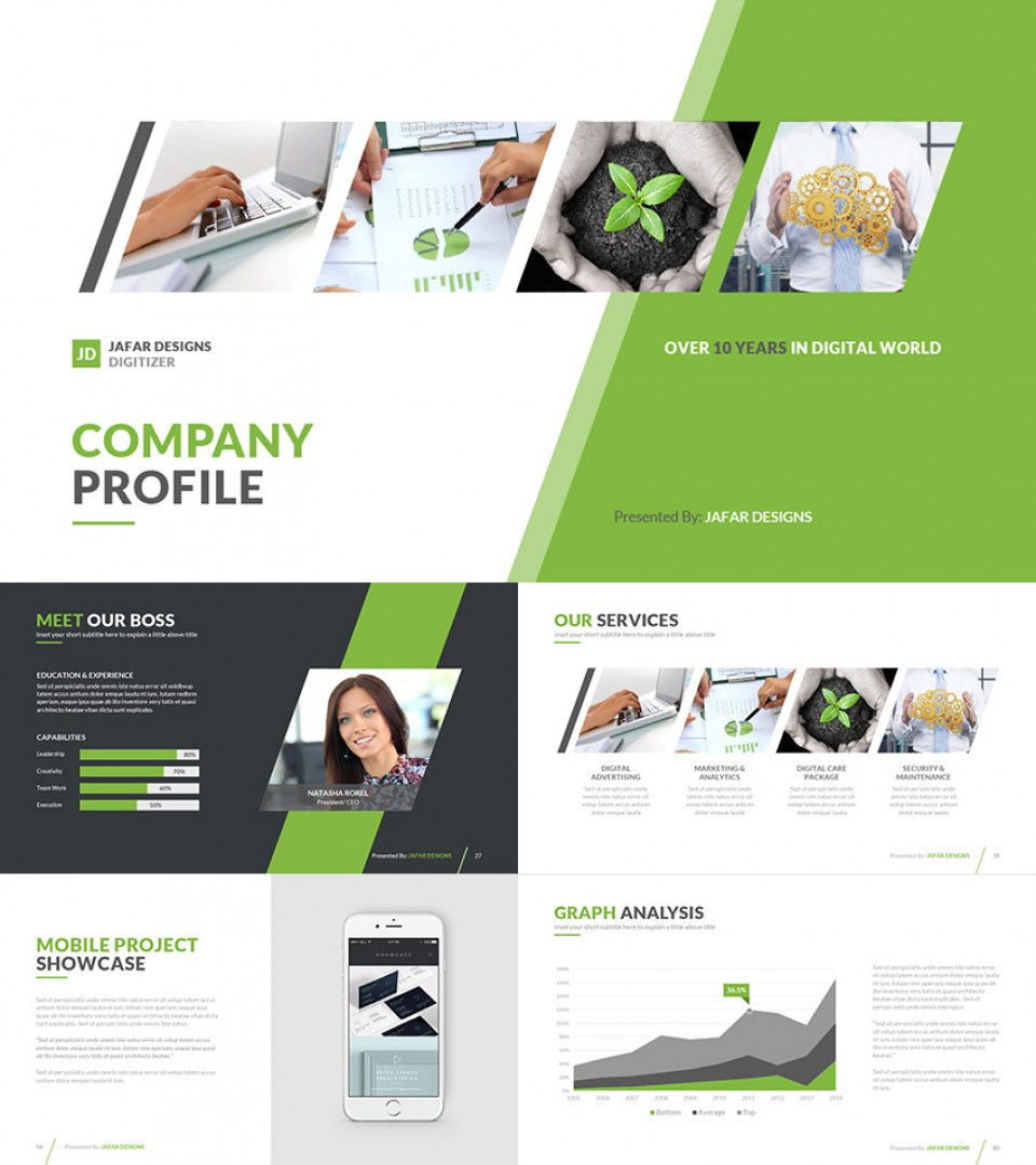 024 Company Profile Health Ppt Template Templates For Research Paper Phenomenal Presentation Powerpoint Format 960