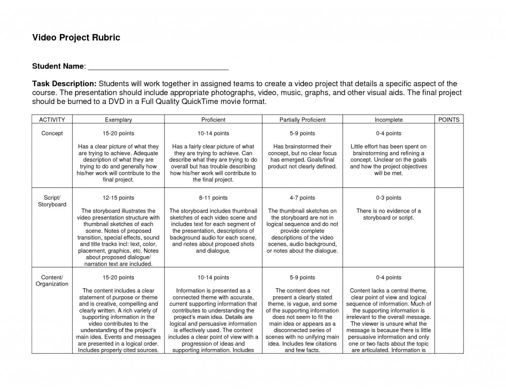 024 High School History Research Paper Rubric Formidable Large