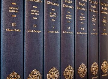 024 Oed2 Volumes Manual For Writers Of Researchs Theses And Dissertations Magnificent Research Papers A Amazon 9th Edition 8th 13 360