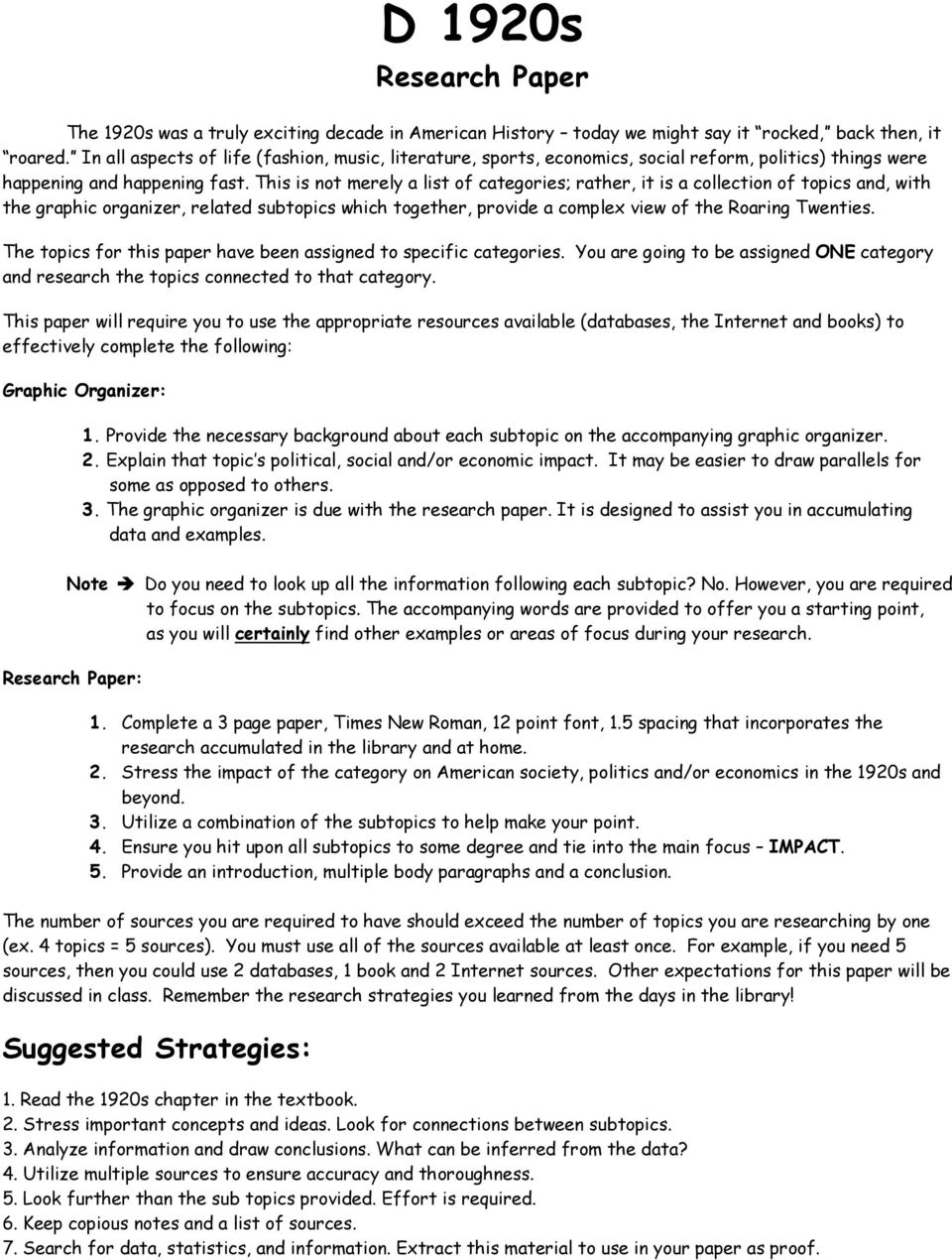 024 Page 1 American Literature History Research Paper Surprising Topics Full