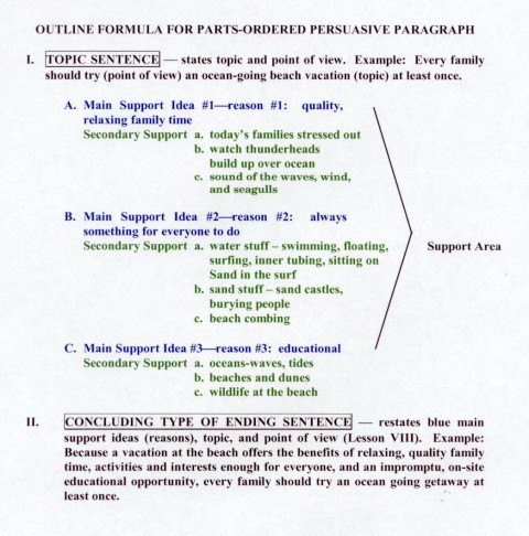 024 Psychology Research Paper Outline Example Outstanding 480