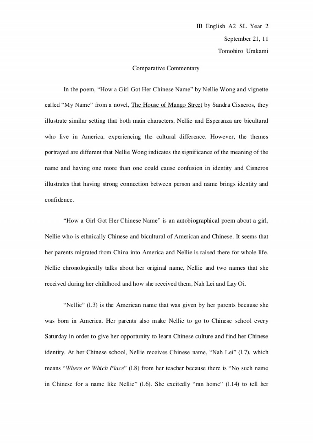 024 Research Paper Comparativeessaydraft Phpapp02 Thumbnail Example Of Preliminary Outline Dreaded For Large