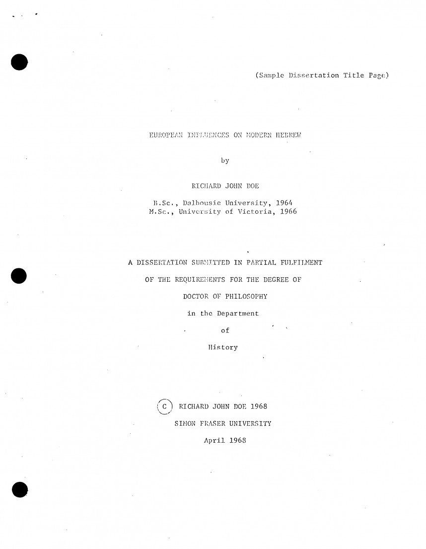 024 Research Paper Cover Page Sample For Stupendous Apa Proper Title Format