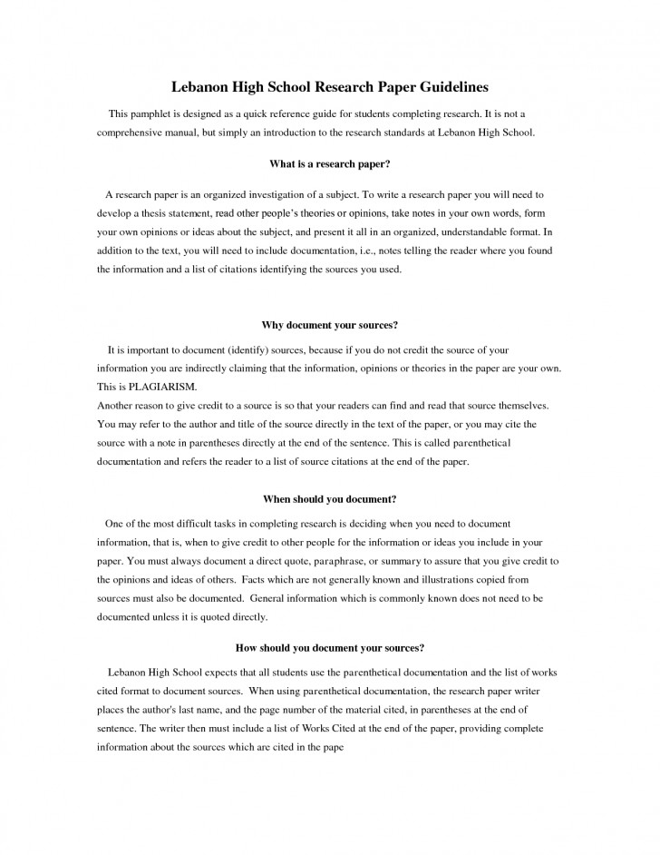 024 Research Paper Good Singular Topic Topics For High School 2019 Easy Reddit 728