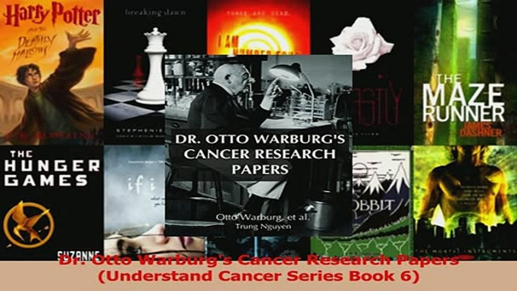 024 Research Paper X1080 Zre Papers On Incredible Cancer Nanotechnology In Treatment Biology Immunotherapy Large