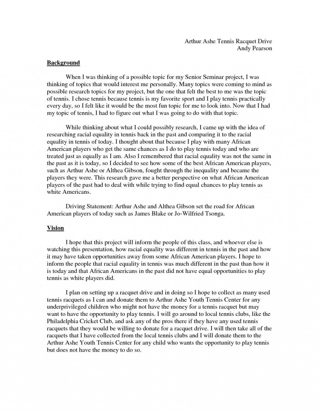 Anorexia research paper